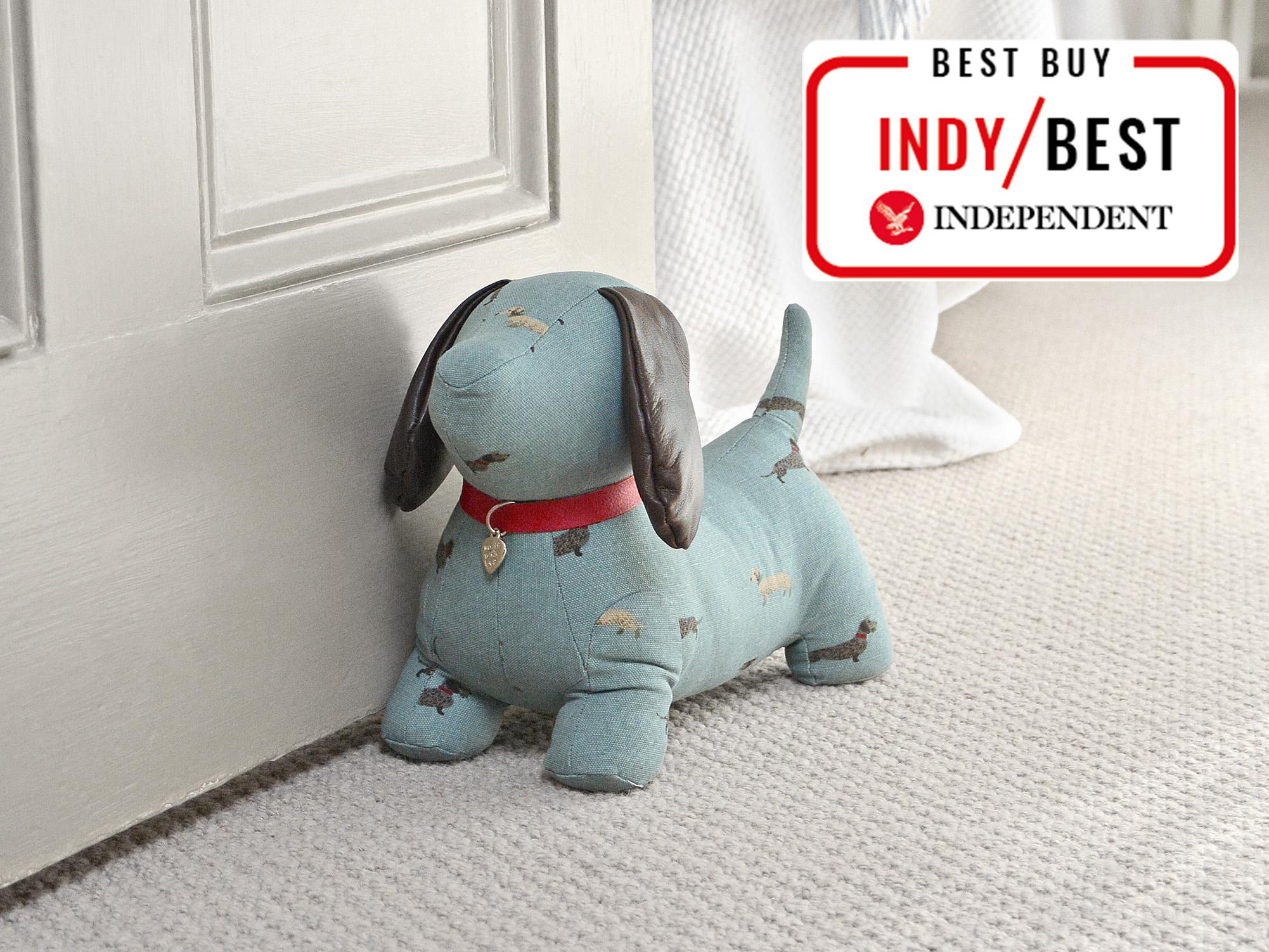 Animal Door Stops Uk 10 Best Door Stops And Draught Excluders The Independent