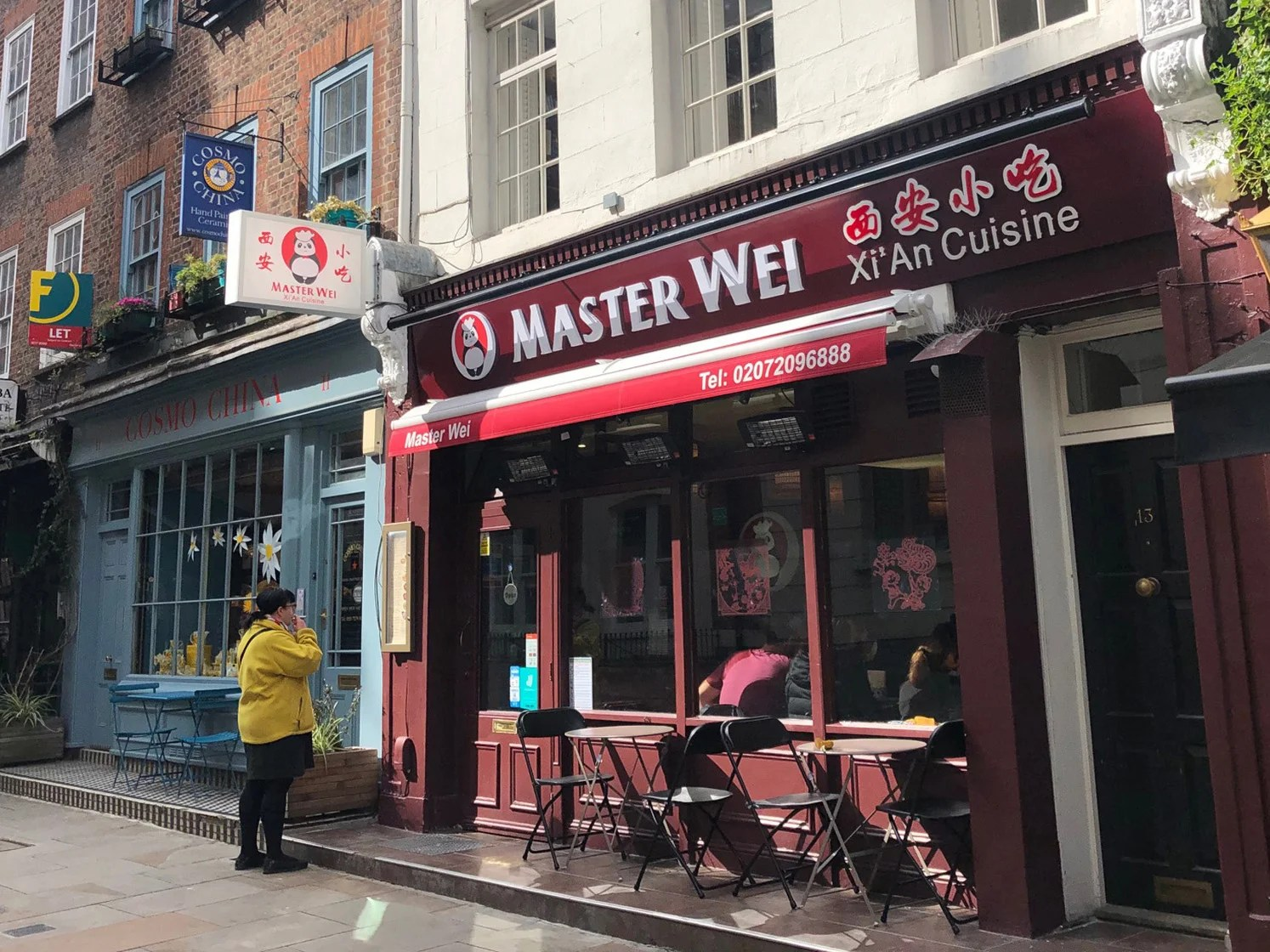 Cuisine But Master Wei Restaurant Review It S Not Quite The Master Of