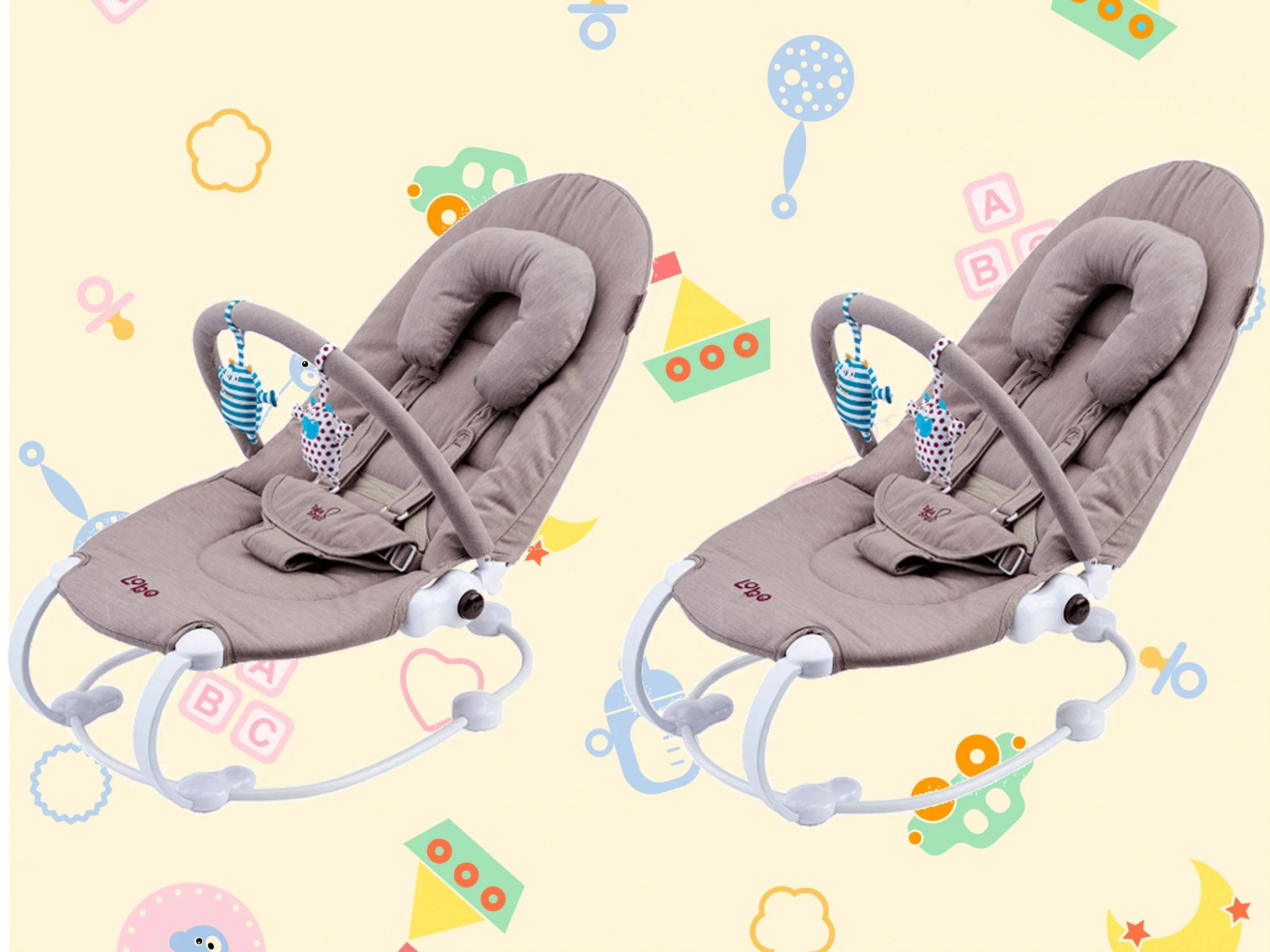 Infant Rocker Carrier 8 Best Baby Bouncers The Independent