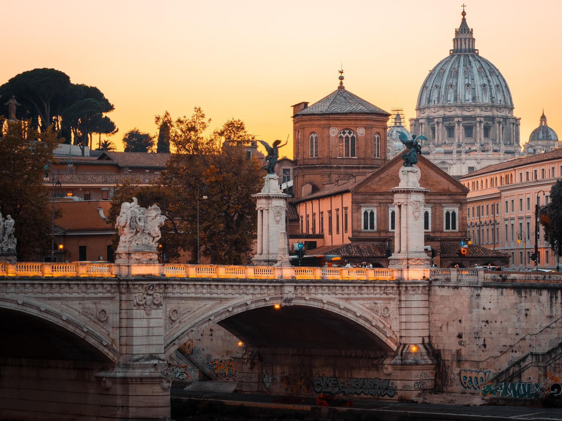 Il Ponte Just Eat Rome Latest News Breaking Stories And Comment The Independent