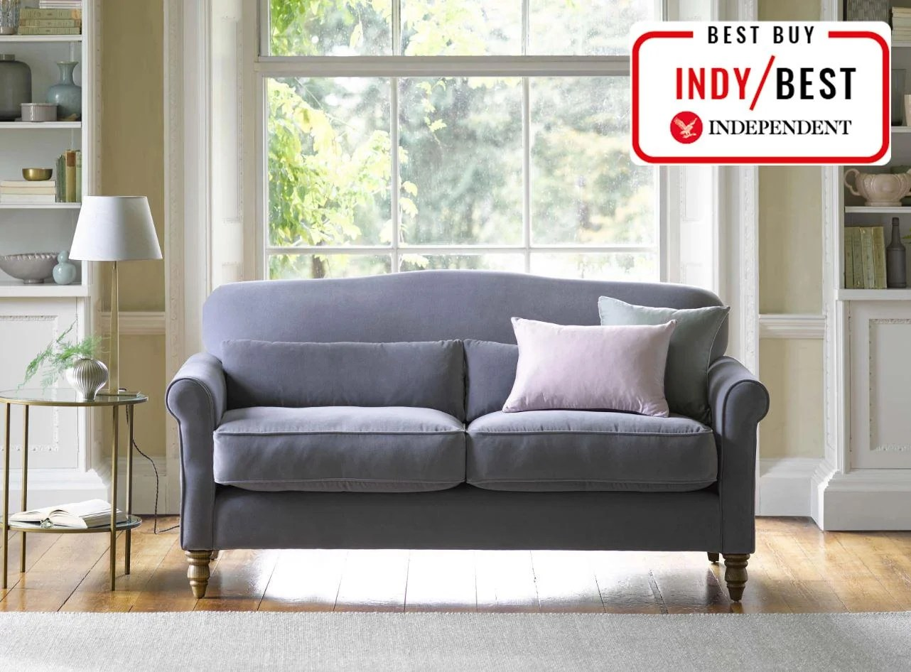 Dahlia 3 Seat Leather Sofa 10 Best Sofas The Independent