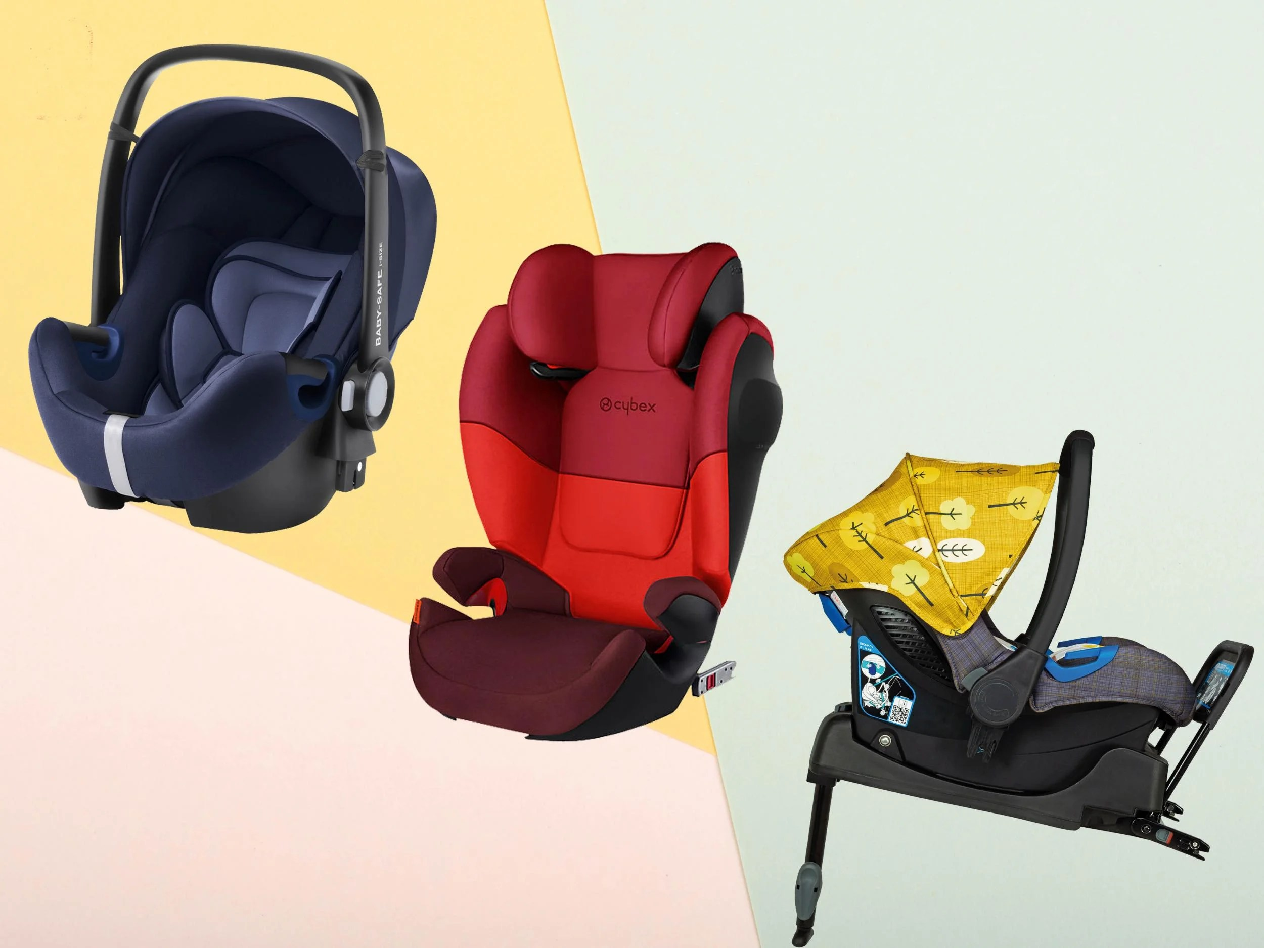 Infant Carrier Car Seat Guide How To Choose The Best Car Seat For Your Baby Toddler And Child