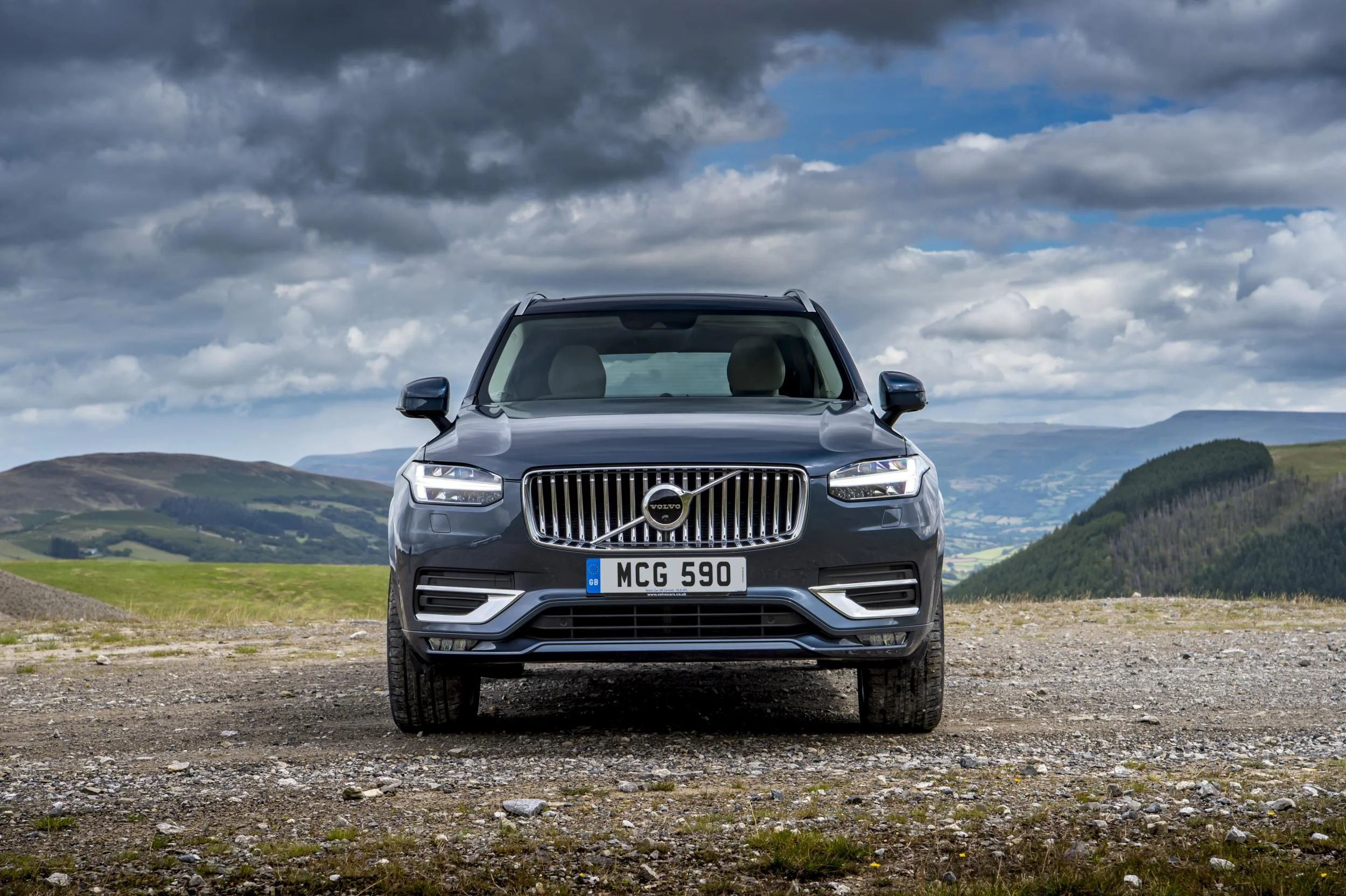 car review volvo xc90 2020 u2013 far too well