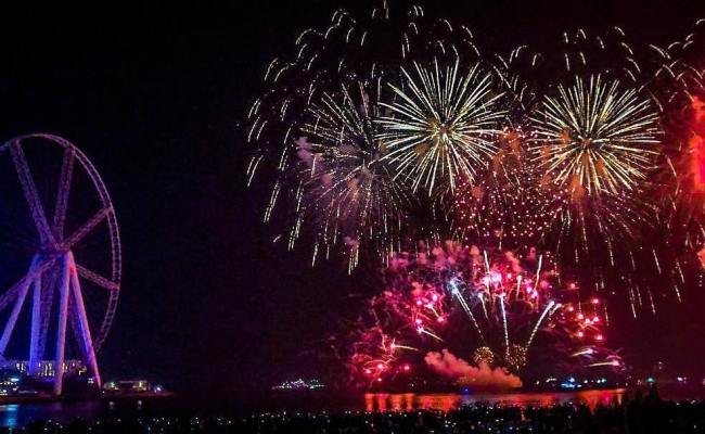 Fireworks Shopping Offers This Dubai Shopping Festival 2019 Insydo