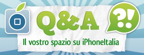 iPhoneItalia Q&A