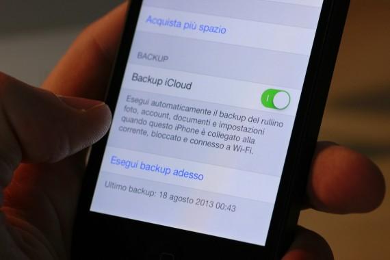 Come fare un backup dell\u0027iPhone - Guida - iPhone Italia
