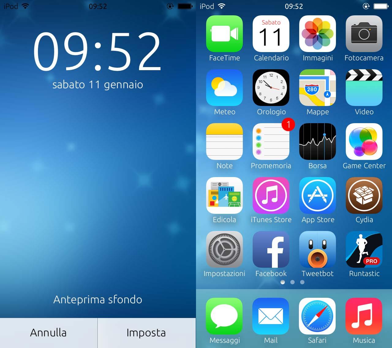 Live Wallpaper For Iphone Cydia Come Aggiungere Nuovi Sfondi Animati Al Tuo Iphone Con Ios
