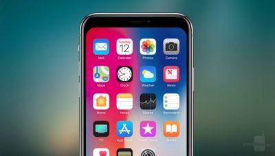 Nascondere la notch di iPhone X grazie ad un wallpaper - iPhone Italia