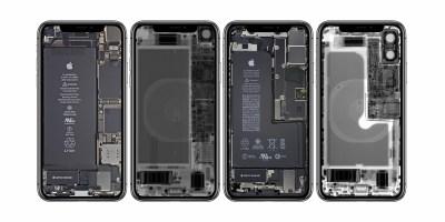 iFixit rilascia degli sfondi particolari per iPhone XR e XS - iPhone Italia
