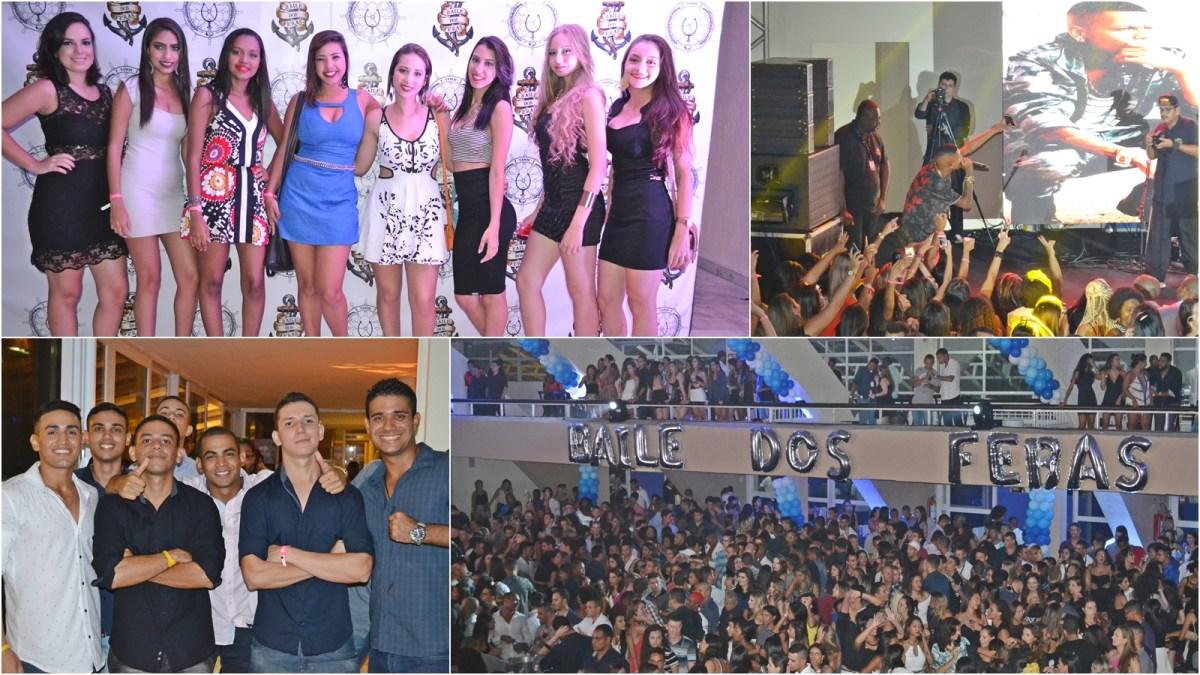 EFOMM comemora incorporação da Turma 2016 no Baile dos Feras