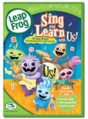Sing and Learn with Us! (DVD)