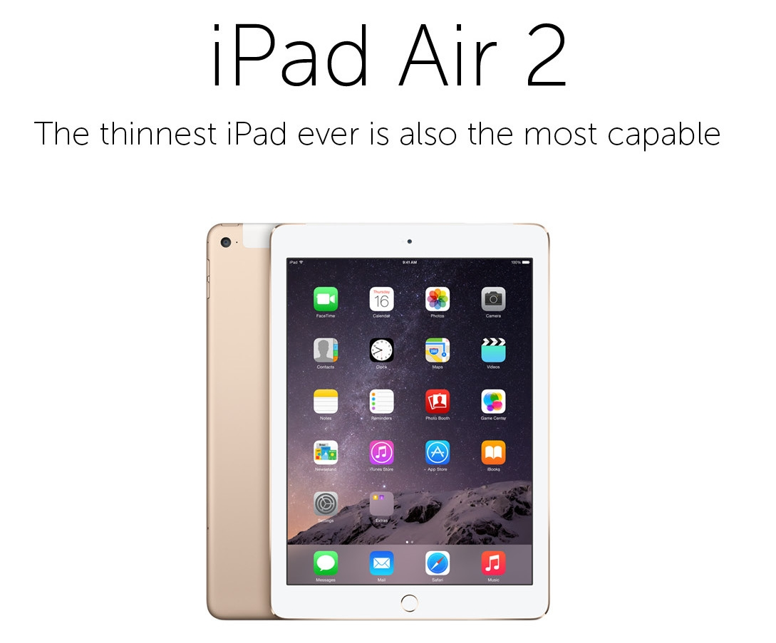 Ipad Air 2 Apple Ipad Air 2 128gb Wifi Cellular Space Grey Buy