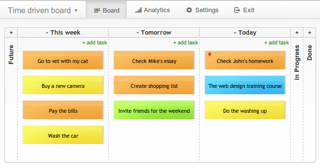 How To Create A Calendar Event Create Calendar For Any Year Time And Date Kanban Examples Getting Started With Kanban Kanban Tool