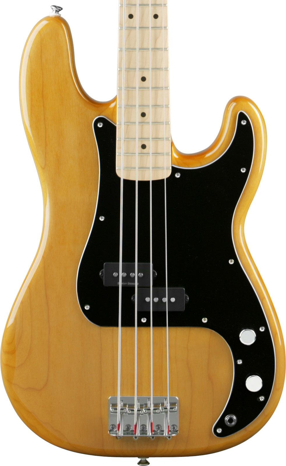 Groningen Vintage Squier Vintage Modified Precision Bass Amber | Keymusic