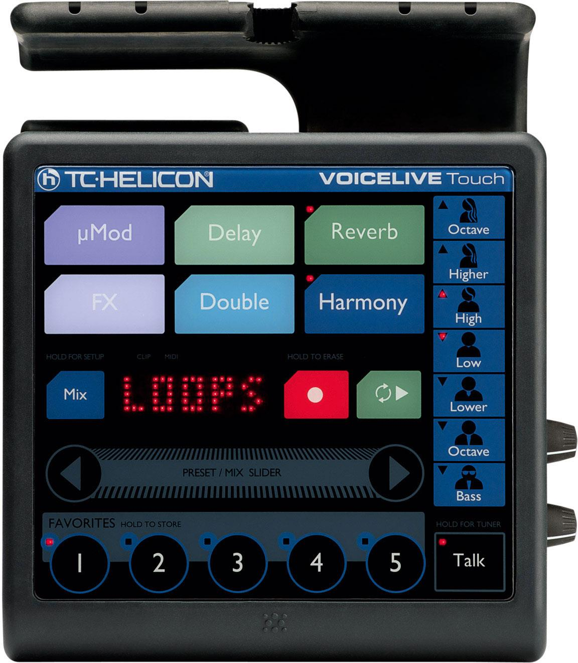 Prijs Mp75 Tc Helicon Voicelive Touch Pack With Mp75 And Switch3