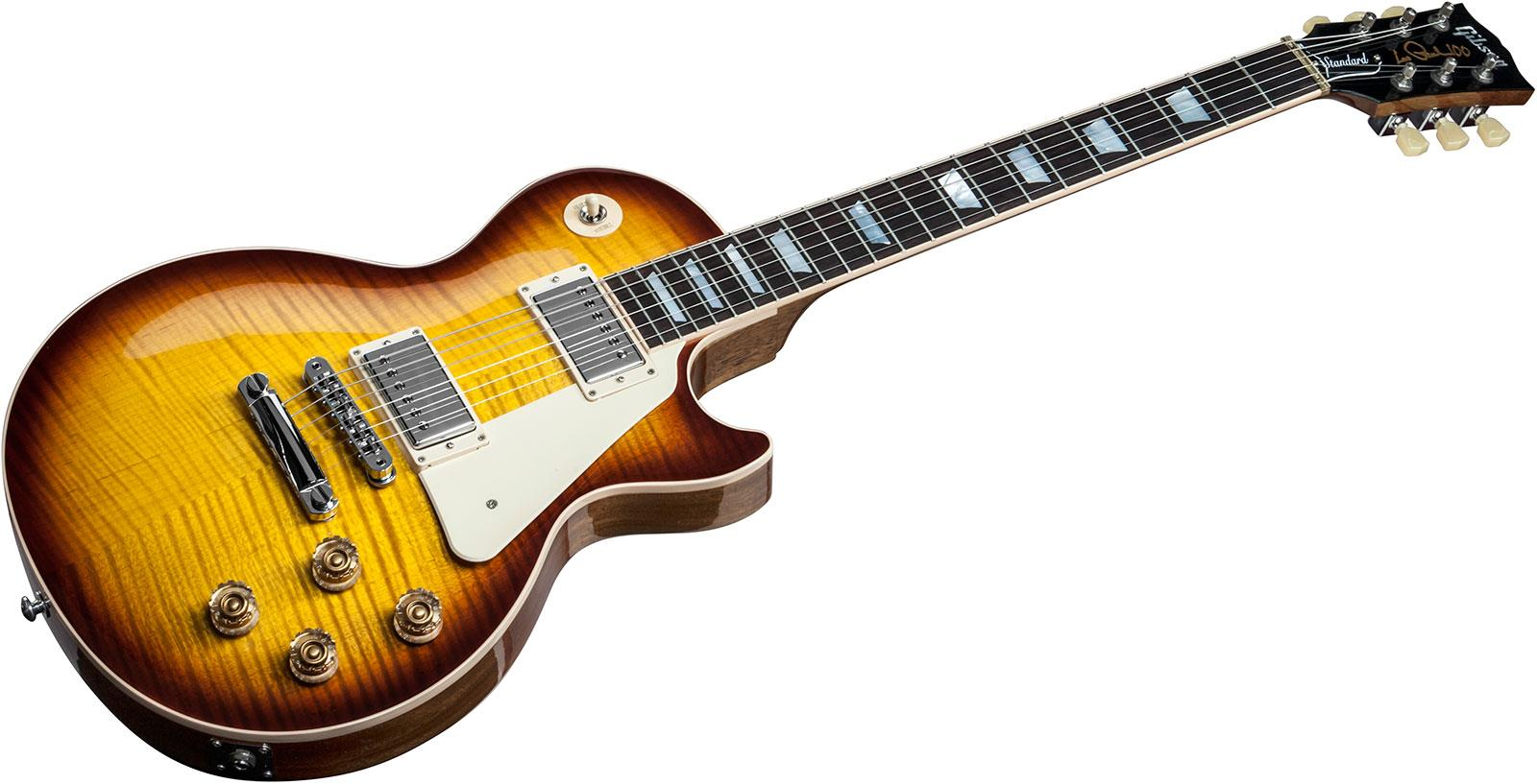 Gibson Les Paul Gibson Les Paul Standard 2015 Honeyburst Perimeter Candy