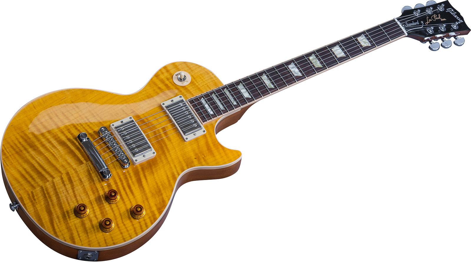 Gibson Les Paul Gibson Les Paul Standard 2016 T Translucent Amber Keymusic