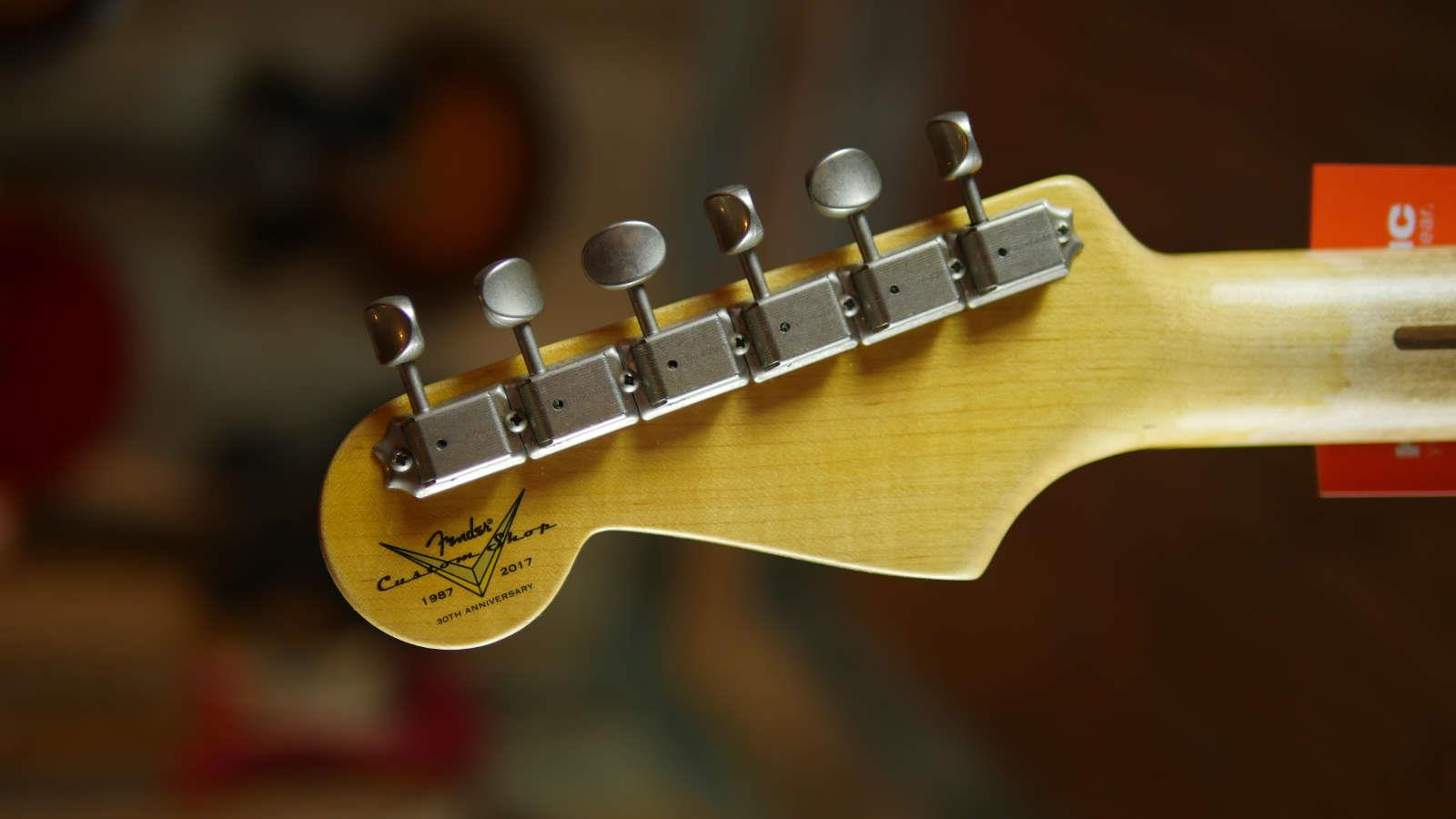 Light Eindhoven Fender Custom Shop '55 Journeyman Relic Stratocaster Aged