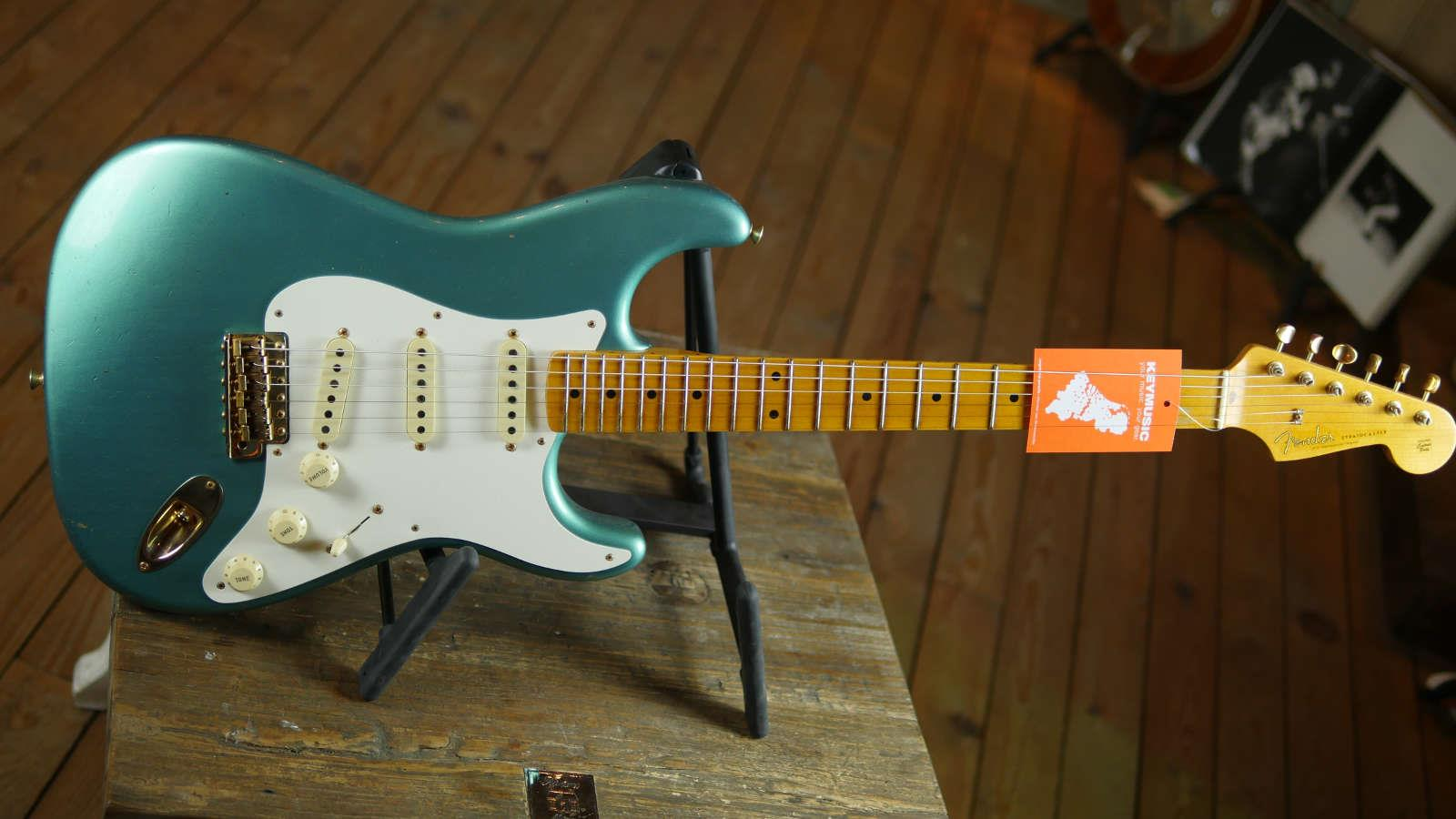 Groningen Vintage Fender Custom Shop '57 Stratocaster Journeyman Relic Faded
