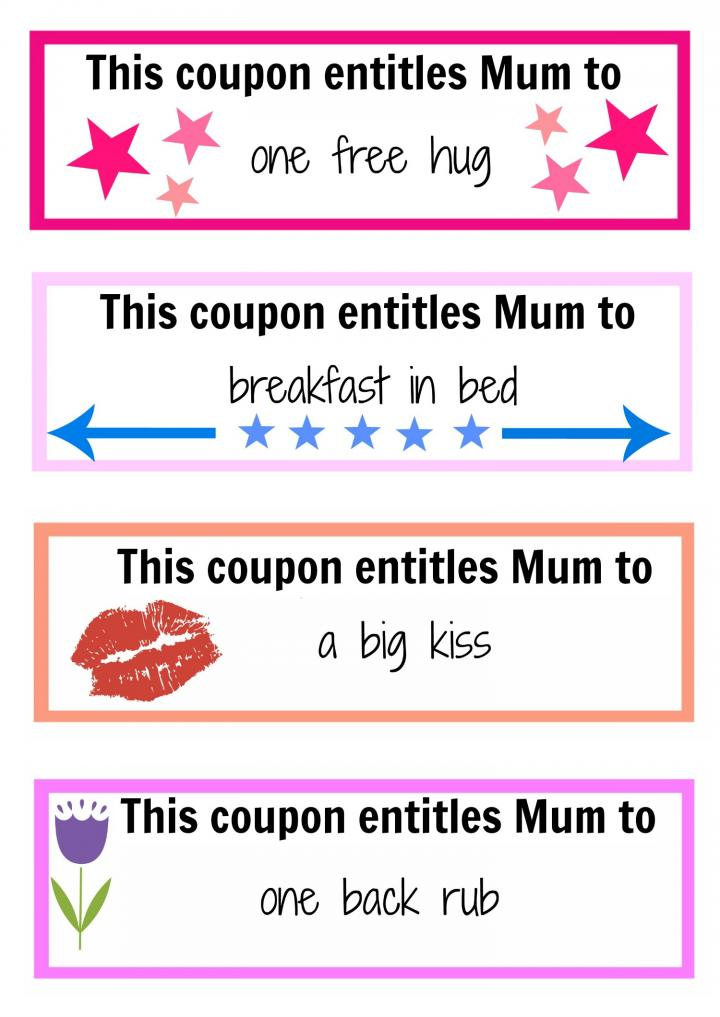 good for one coupon template - Intoanysearch