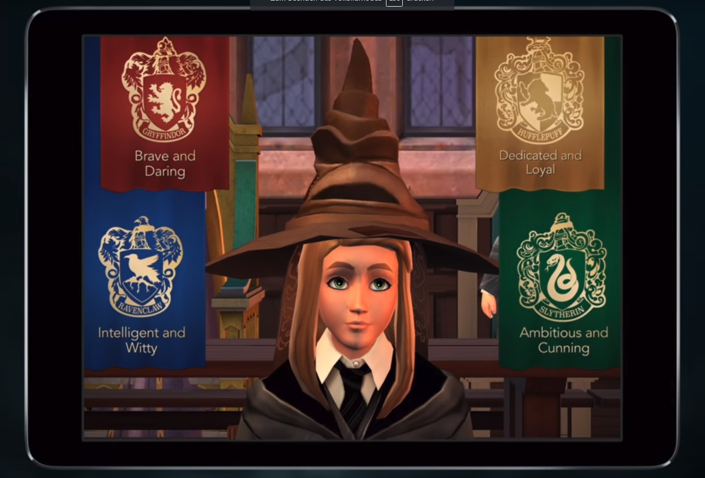 Harry Potter Welches Haus Harry Potter Hogwarts Mystery Welches Haus Solltet Ihr