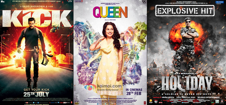 Box Office 2014 Movies With Best Return On Investment Koimoi
