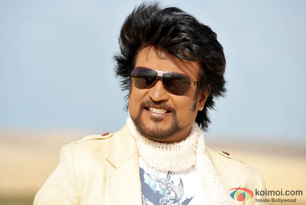 Rajinikanth's '2.o' first look to be out on November 20