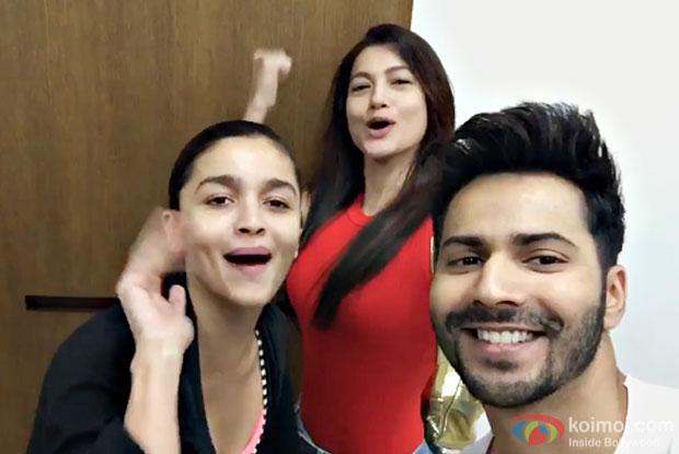 Badrinath Ki Dulhani : Alia Varun Introduce New Member On Board