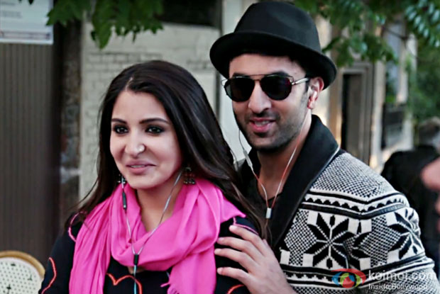Check Out Ranbir Kapoor And Anushka Sharma's Chemistry From Behind The Sets Of Ae Dil Hai Mushkil