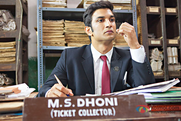 Box Office - M.S. Dhoni - The Untold Story keeps its winning rate intact