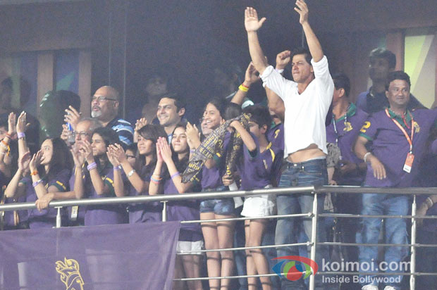 Shah Rukh Khan Acquitted From Wankhede Brawl Case