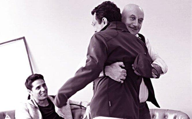Veteran Actor Anupam Kher Joins The Cast Of Aiyaari