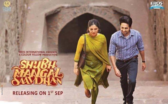 Shubh Mangal Saavdhan Review
