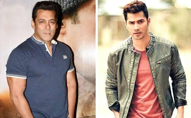 I am influenced by Salman Khan: Varun Dhawan