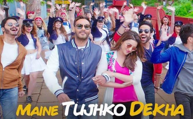 Maine Tujhko Dekha Song