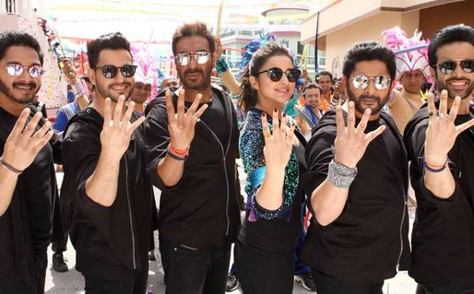 Golmaal Again Worldwide Box Office: They Are Not going To Stop