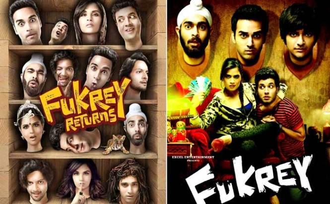 Box Office - Fukrey Returns surpasses entire Week One of Fukrey in just two days