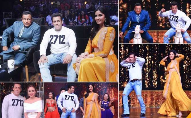 'Dance India Dance' home to Salman, Katrina: Mithun