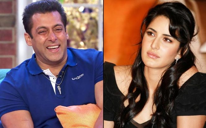Here's How Salman Khan Made Teary-Eyed Katrina Kaif Laugh