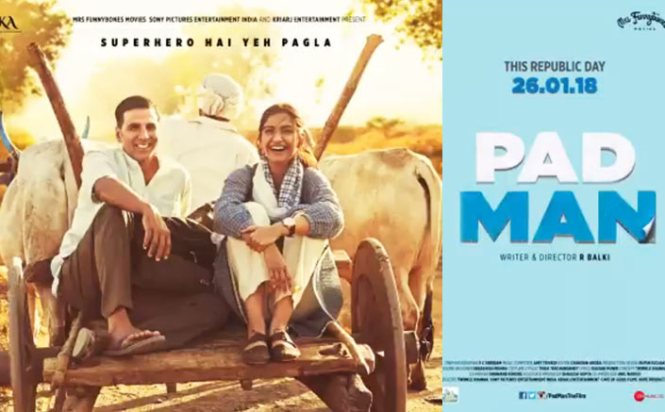 Motion Poster! Have You Marked The Date For Padman?