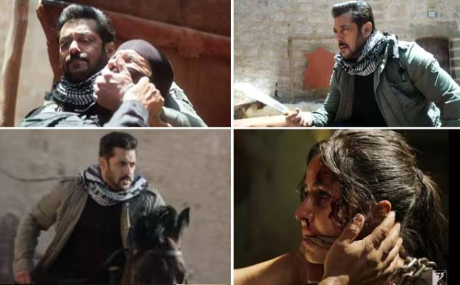 Salman, Katrina pull off never-seen-before stunts!