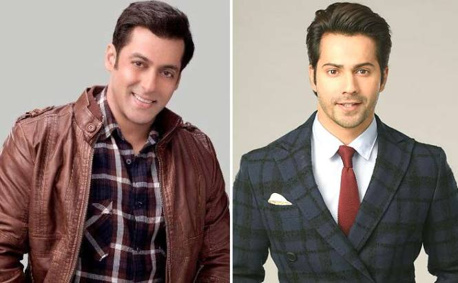 "Salman Khan's HILARIOUS Reply When Varun Dhawan Said ""I Am Your Biggest Fan"""