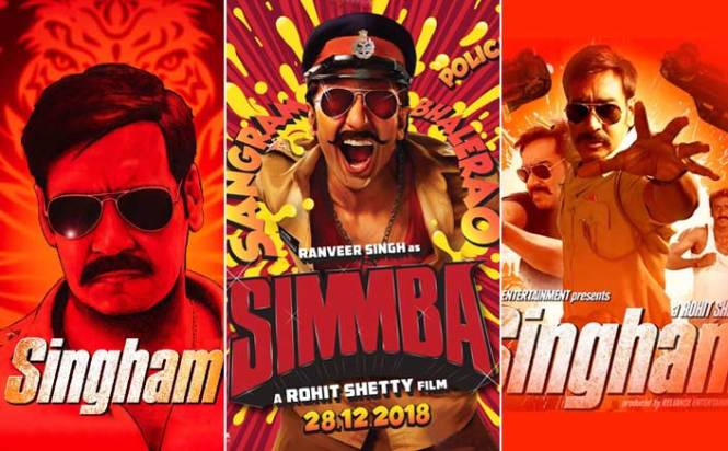Simmba Or Singham: Which First Look Is Love At First Sight?