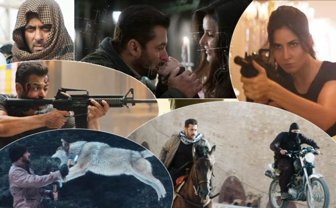 Tiger Zinda Hai Releases Another Song Zinda Hai;Salman Khan Tweets To Share It With His Fans