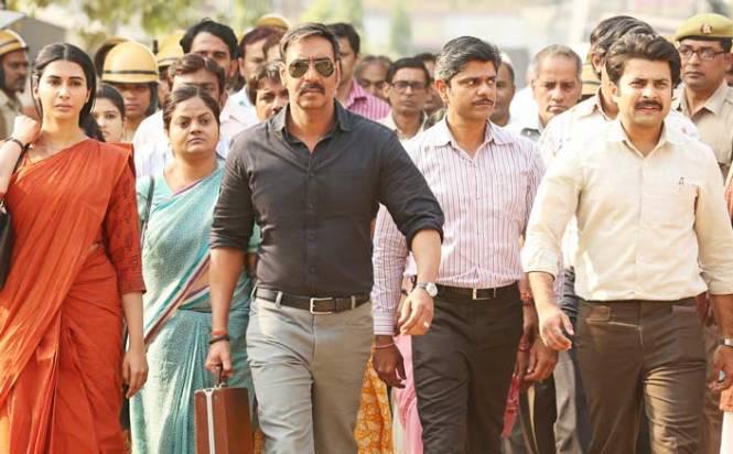 Ajay Devgn starrer 'Raid'