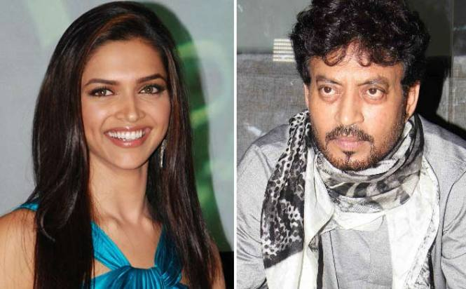 Irrfan -Deepika's Movie To Go On Floors Next Month!