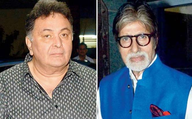 Teaming up with Chintuji for has been greatest joy: Big B