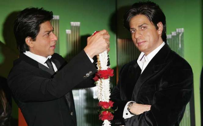 SRK's wax figure to add star power to Madame Tussauds Delhi