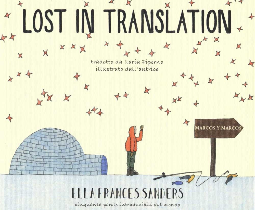 Lost In Translation Libro Lost In Translation