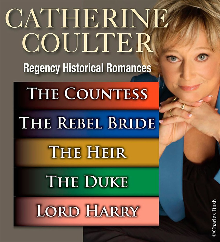 Catherine Coulter Libros Catherine Coulter S Regency Historical Romances Versione In Ebook